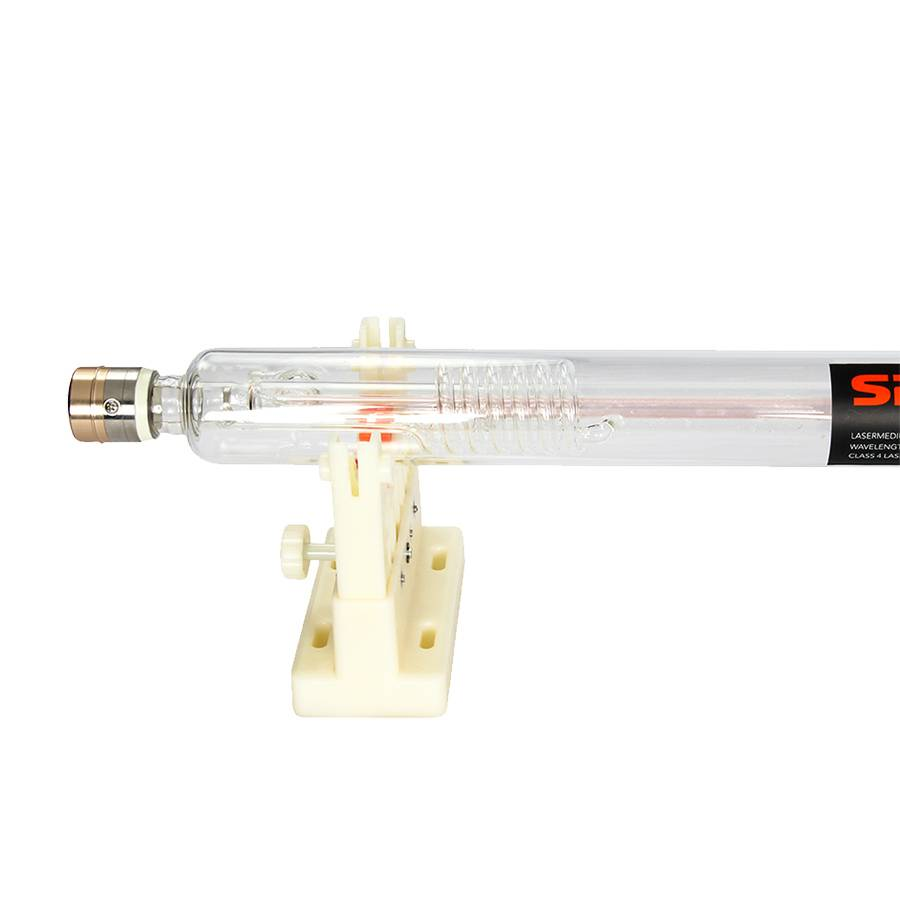 TR75 --- 60W CO2 Laser Tube With Red Pointer