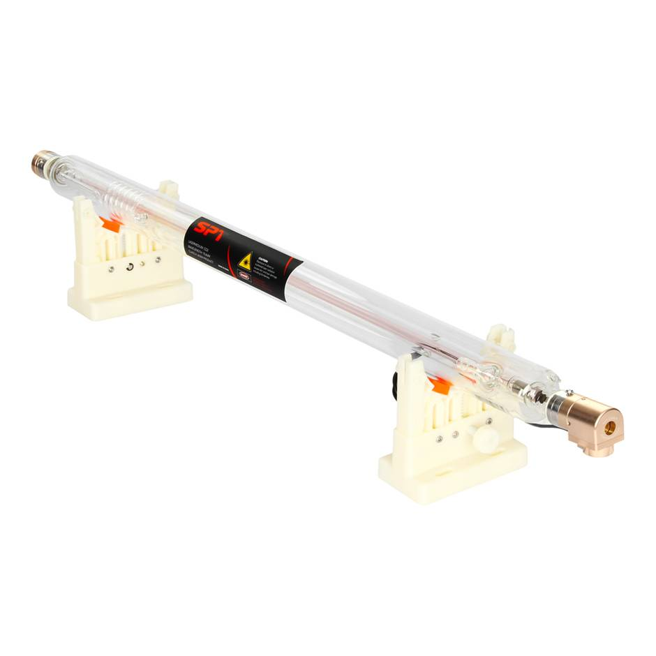 Tr150 --- 150W CO2 LASER TUBE مع RED POINTER