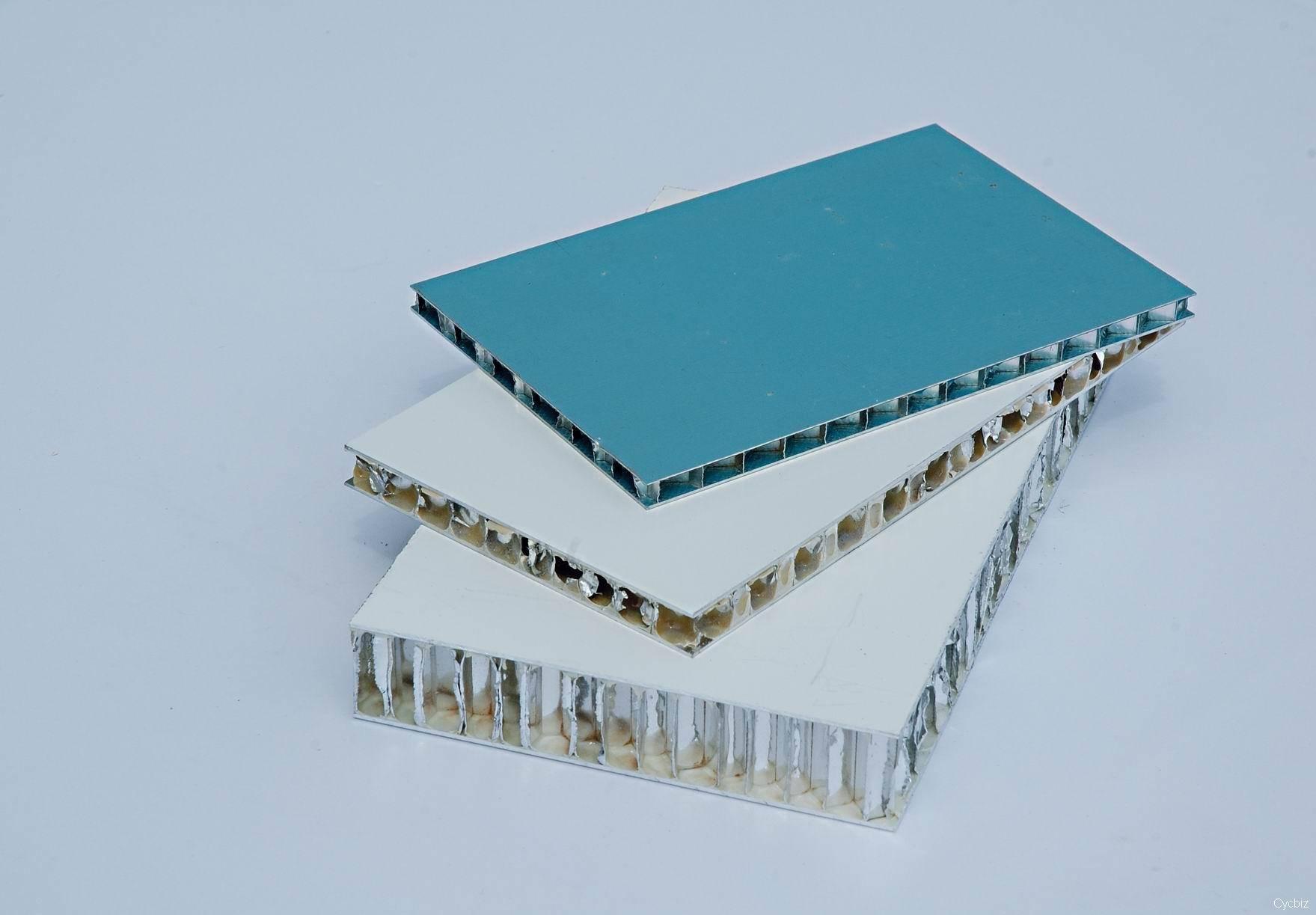 Aluminum honeycomb sandwich panels, aluminum honeycomb