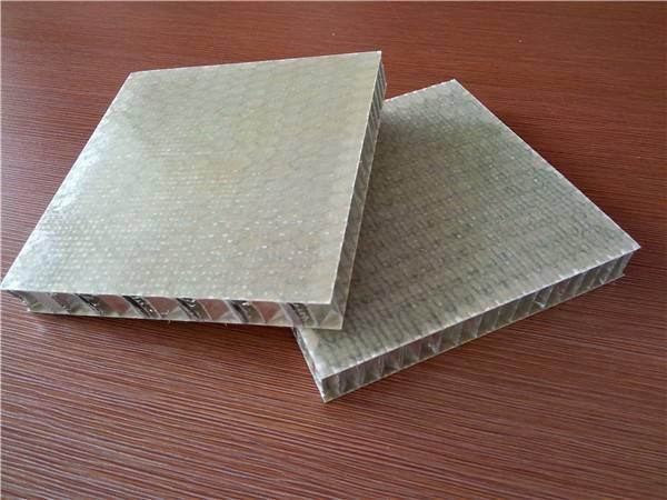 Fiberglass Reinforced Plastic Aluminum Honeycomb Core