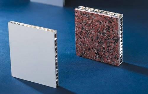3003 Alloy PVF2 Aluminum Honeycomb Panels for Exterior Wall