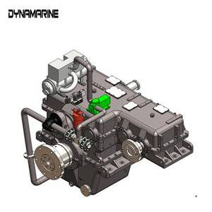 Marine Gearbox Supplier/Ship propulsion system/output gear box