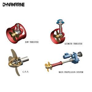 Propulsion Equipment Supplier/bow thruster/propeller/CPP/Azimuth Thruster /Air Guide Sleeve/ ​Nozzle