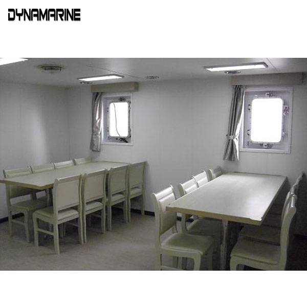 Marine Accommodation Outfitting/quick ship kitchen cabinets/bathroom wall panels