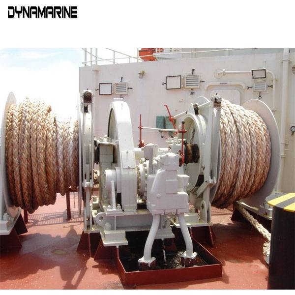 Marine electric anchor Mooring winch/deck machinery supplier