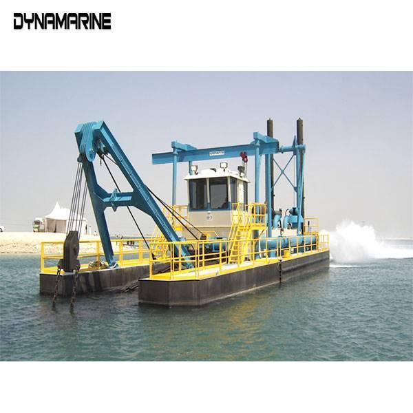 Sand Dredger Supplier/deep sea mining equipment