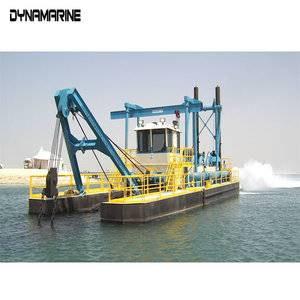 Sand Dredger Supplier/deep sea mining equipment
