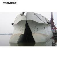 unmanned nonpropelled Spilt Hopper Barge