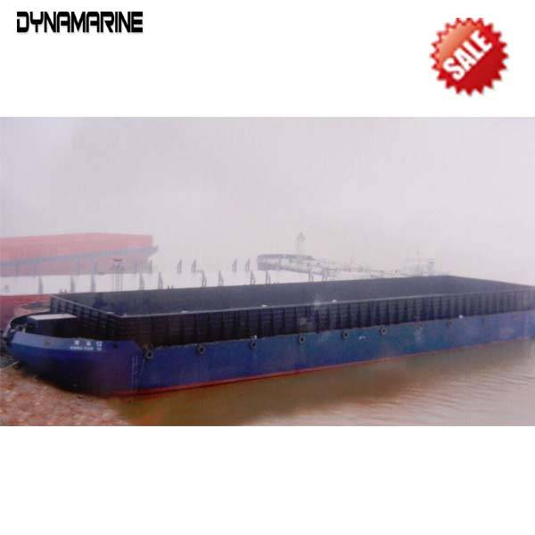 336 Ft Unmanned Deck Cargo Barge