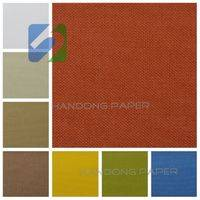 Paper backed cloth,Binding cloth paper,Art paper,specialty brochure paper,paper box and specialty