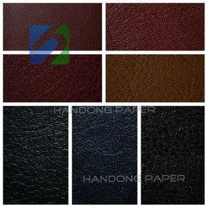 Custom pu cover notebook for office or study /OEM PU paper /colorful PU leather paper