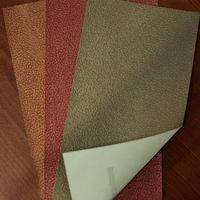 PVC leather paper,PVC leatherette paper,PVC soft paper,craft paper gift box,plastic book paper