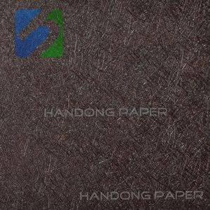 High quality embassed PVC coated wrapping paper/recycled wrapping paper