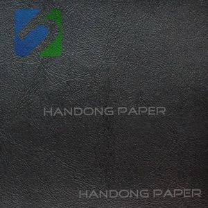 PVC Paper for covering & binding/specialty pvc coated paper for book binding