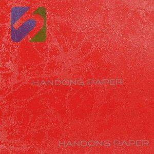 High quality pvc coated paper for book binding leather book cover/PVC Double Color paper