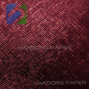 2015 Supplies PVC fence New building material art paper/PVC coated paper