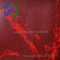 PVC packing paper,PVC leatherette paper in China,PVC grain paper,specialty paper envelopes