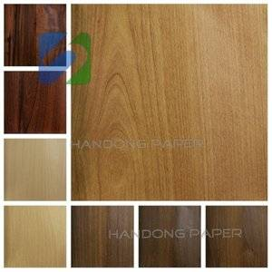 Quality Woodgrain decorative paper/ Furniture pvc woodgrain paper/Woodgrain paper for furniture