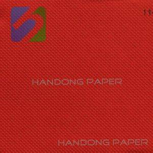 Faux leather paper/embossed paper for decoration/Colored embossed fancy YaLian paper