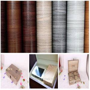 Hot Sale Woodgrain Melamine Paper /High Quality Woodgrain Decorative Melamine Laminated Paper
