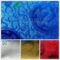 Single PVC paper,PVC Embossed paper,PVC coat paper,Bright color paper,camouflage wrapping paper