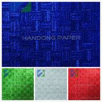 pvc printing paper,paper box with pvc window,wrapping PVC paper,PVC Coated covering paper,PVC coated paper,PVC Bright Color Paper,Specialty Fancy Paper
