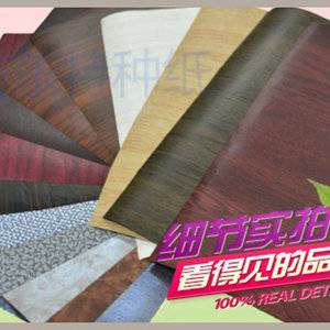 Hottest woodgrain decorative paper for wood furniture