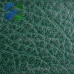 Top wrapping paper shining leatherette paper similar to the crocodile
