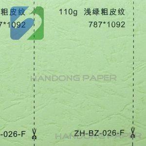 flower embossed paper for gift paper