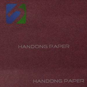 120G grain line skin touch embossed special paper for wrapping