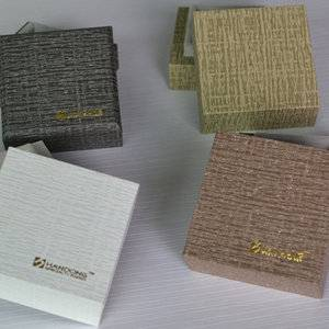 Colorful embossed paper used in tea box /tree bark for folder binding