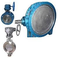 Double eccentric butterfly valve,Butterfly valve,High performance butterfly valves,Butterfly valve manufacturer,Signal butterfly valve,Triple Eccentric Butterfly Valve