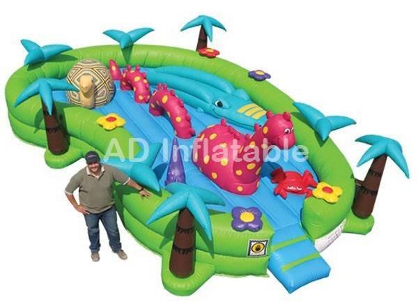 Hot sale amusement park Castle inflatable Bounce House/kids