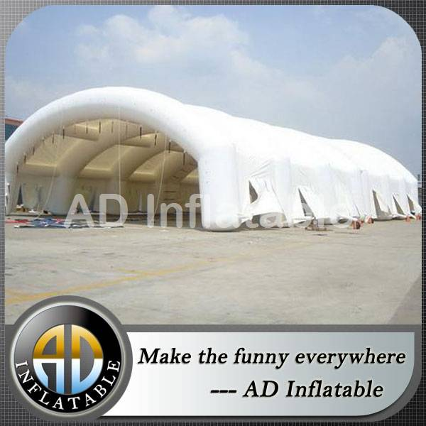 White giant inflatable wedding tent for sale, large cheap