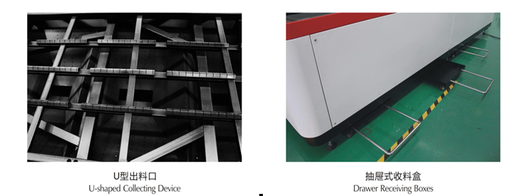 CNC fiber laser machine details