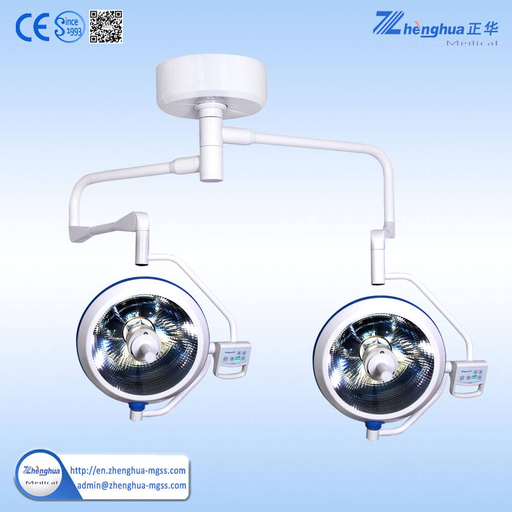 wholesale double ceiling shadowless type lamp suppliers