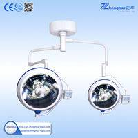 high quality double head aluminum arm theatre shadowless light suppliers