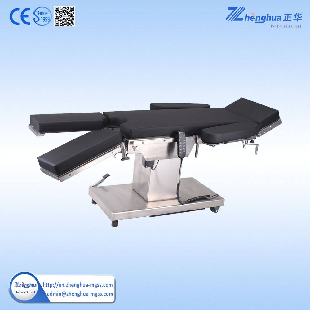 Hospital Equipment Electric Hydraulic Patient Examination Table