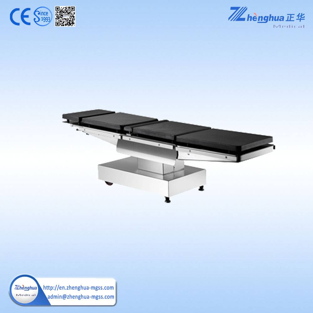 Hospital Equipment Electric Medical Hydraulic Orthopedic Operation Table