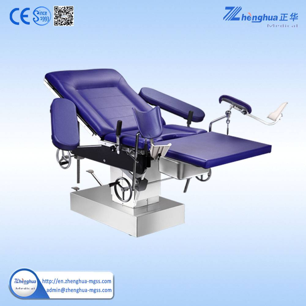 MT400 Multi-function hospital examination operation table surgical table