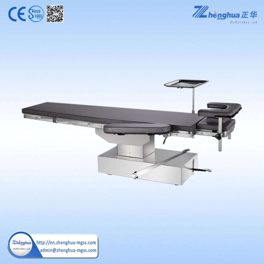 MT500 Theatre table stainless steel material mechanical operated