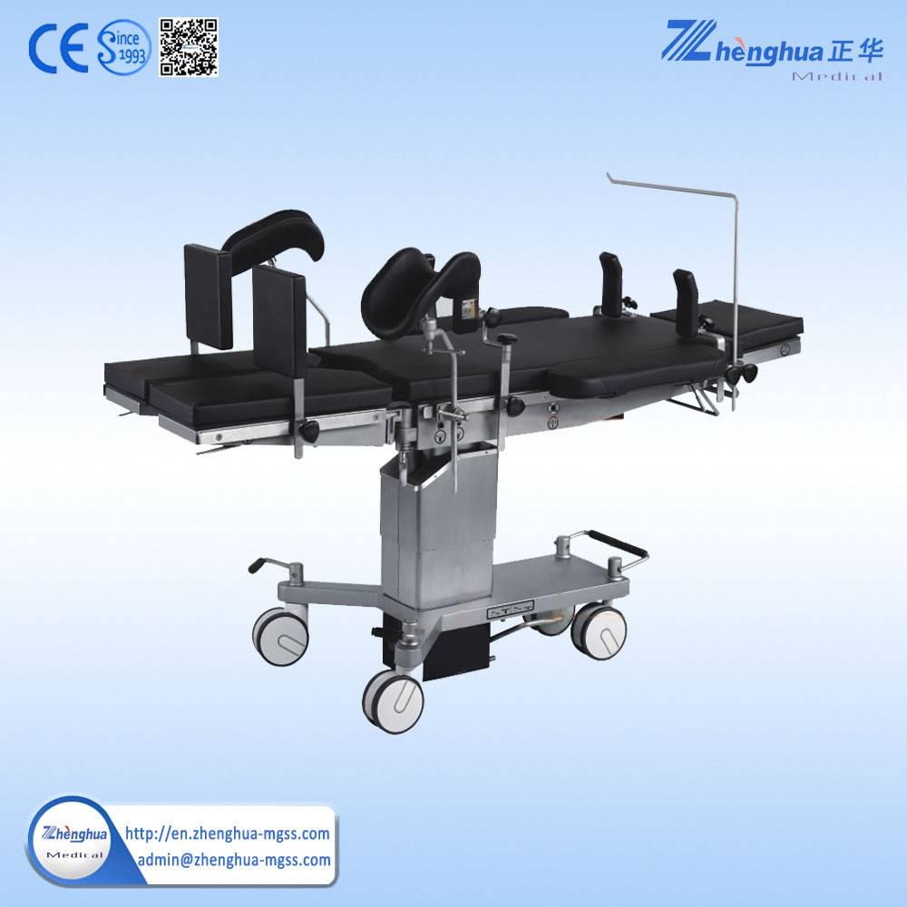 MT600 Factory Price Surgical Operating Room Hospital Table