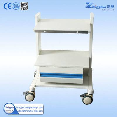 medical endoscope trolley,medical trolley cart,endoscopy cart,endoscopy cart trolley,endoscope medical trolley,medical trolley in hospital,trolley for medical use,hospital trolley,stainless steel medical trolley,hospital trolley type first aid cart,surgical instrument trolley