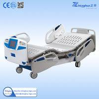 OEM mulifunction side railing control electric hospital bed