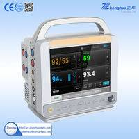 Portable Patient Monitor Vital Sign Patient Monitor with Optional Trolley