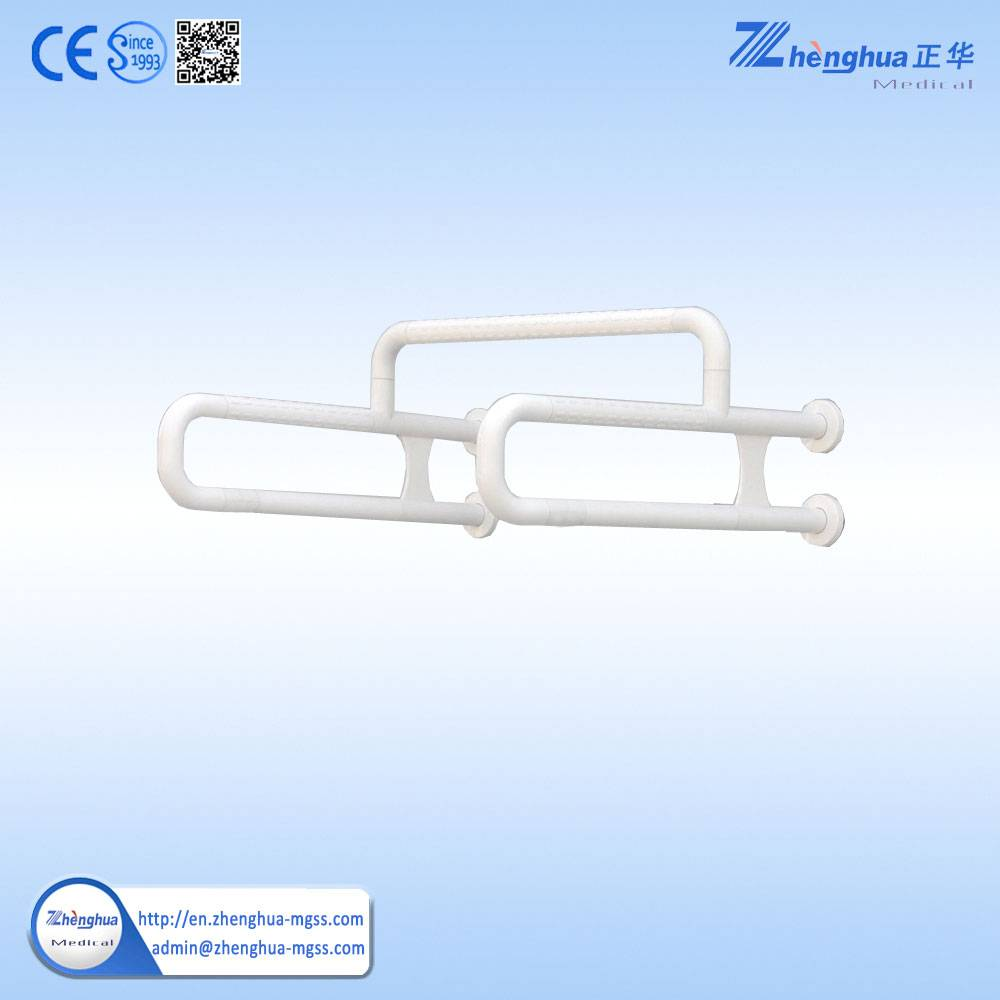 hospital furniture high quality pvc hospital hallway handrail