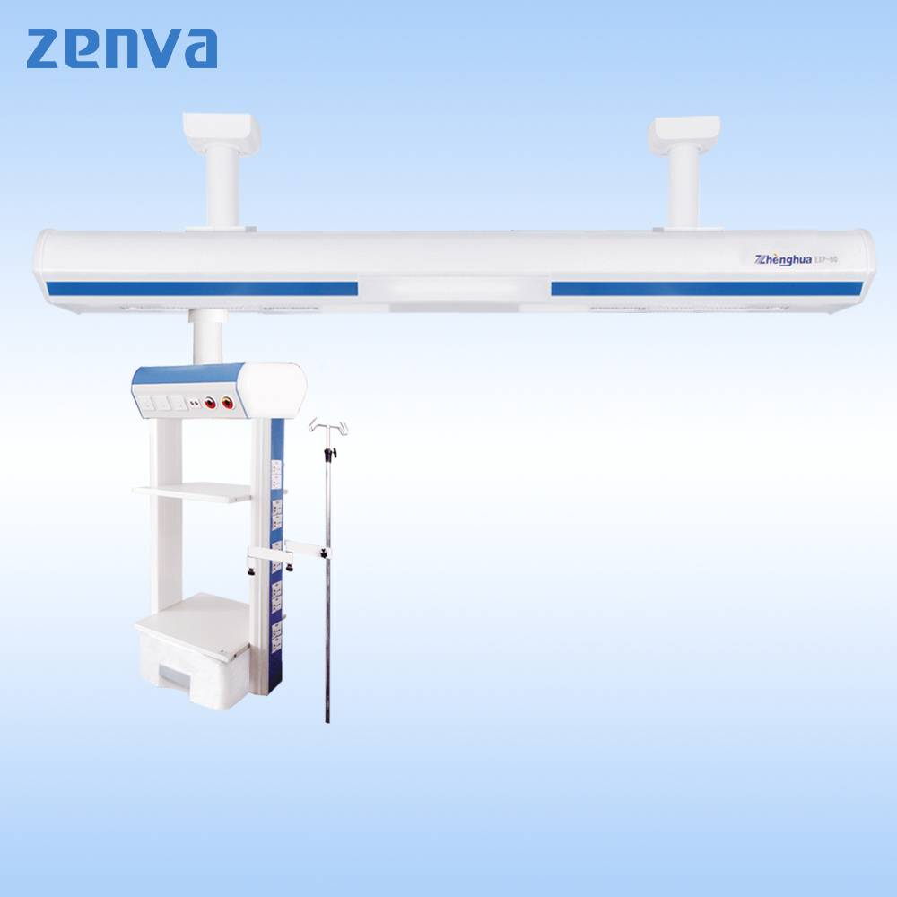 EXP-60L Medical bridge ICU pendant with gas connector