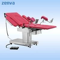 ET400B Medical Electric Delivery Operating Gynecological Portable Examination Table