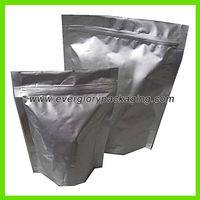 aluminum foil bag with ziplock,stand up aluminum foil bag printing,high quality stand up aluminum foil bag printing