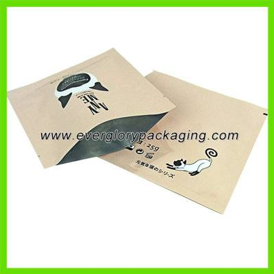 hot sale custom printed aluminum foil plastic bag